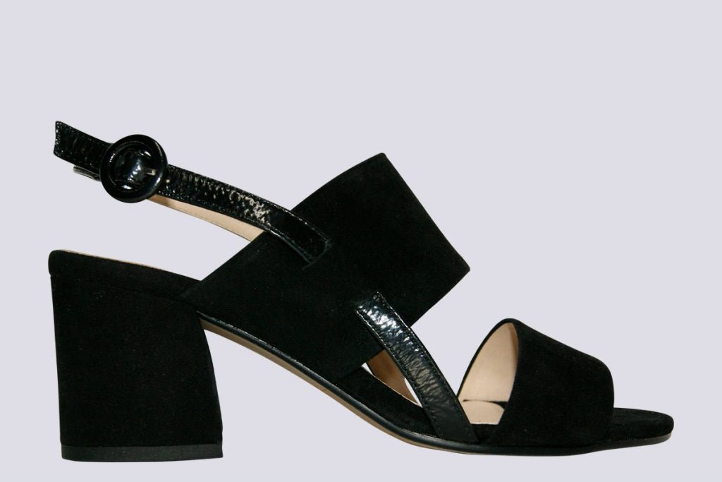 Curved-Semi-Sandal