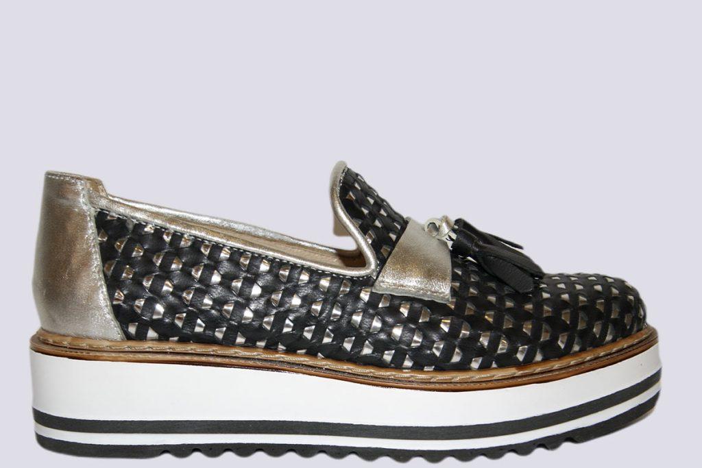 Woven-Platform-Tassled-Loafer
